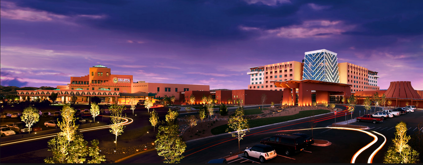 Isleta Casino Resort Casino Air