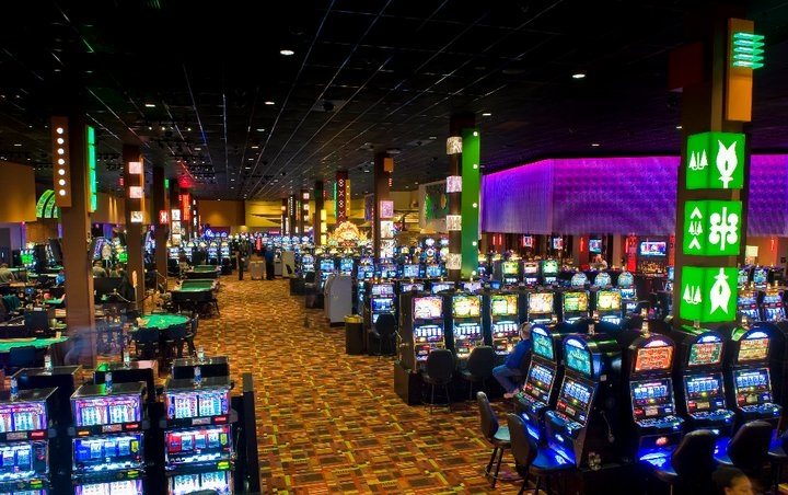 are slot machines legal in virginia