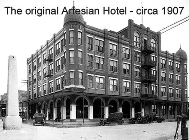 New Artesian Hotel Sulphur Ok