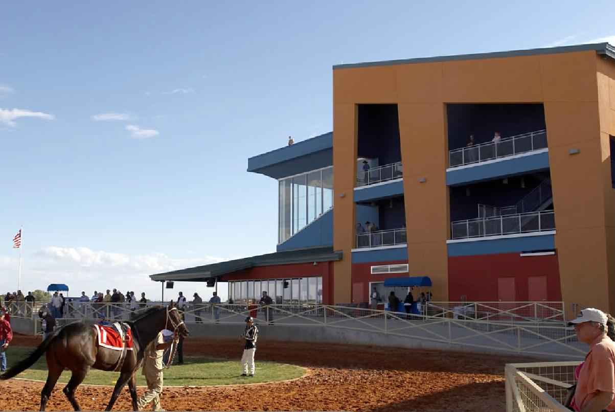 Zia Park Casino Hotel & Racetrack in Hobbs New Mexico