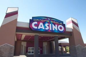 Casino Exterior Front