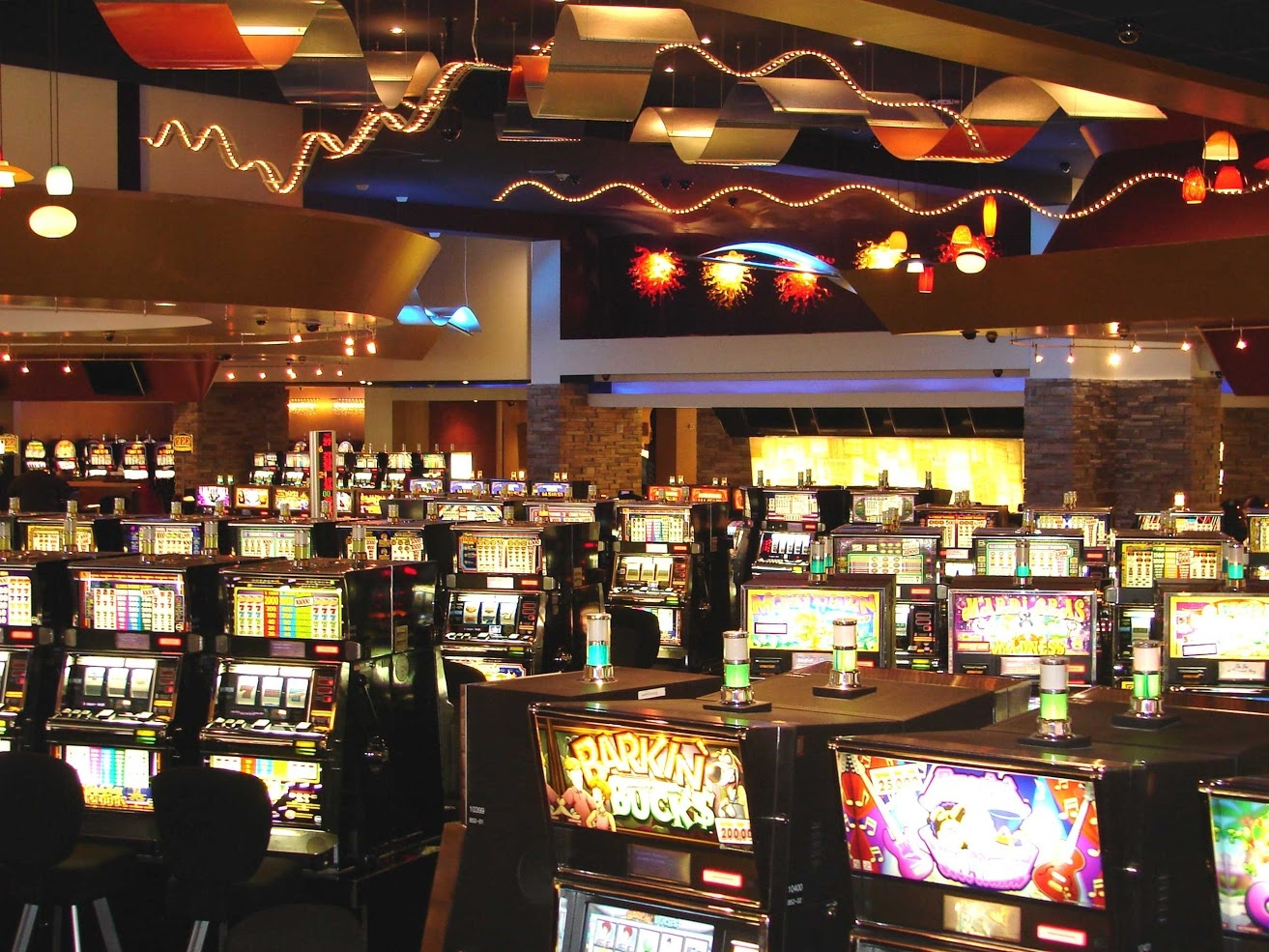 Treasure Bay Casino Casino Air