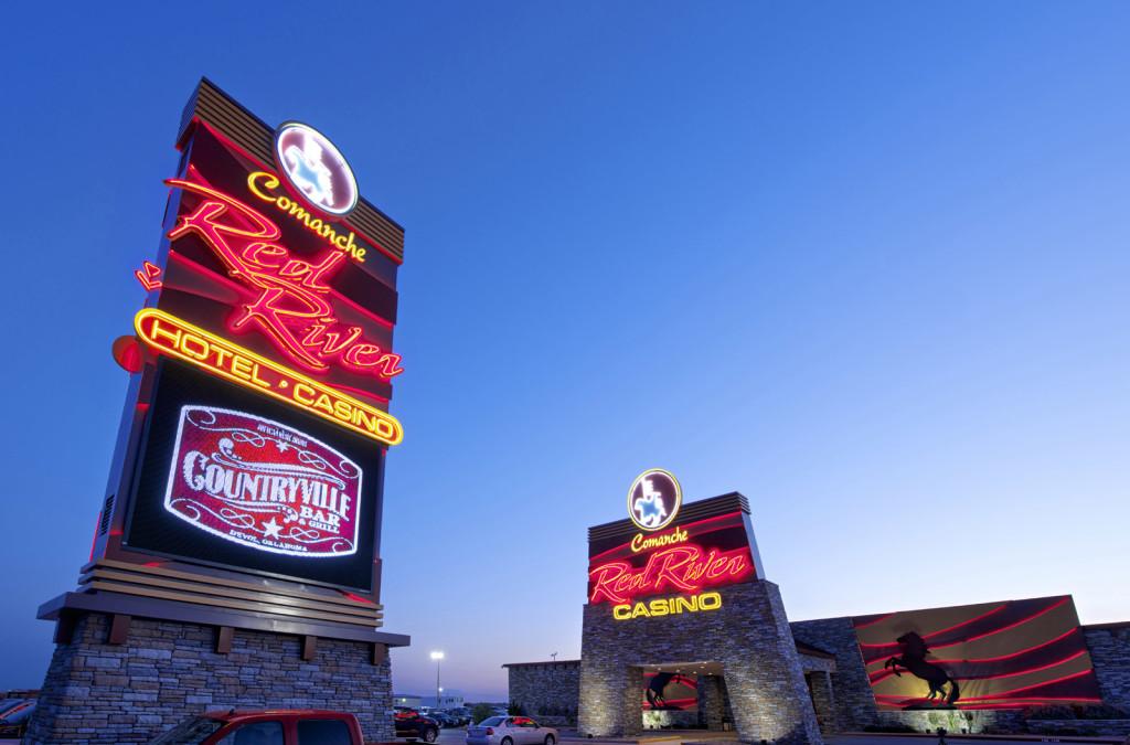 Comanche Red River Casino Casino Air