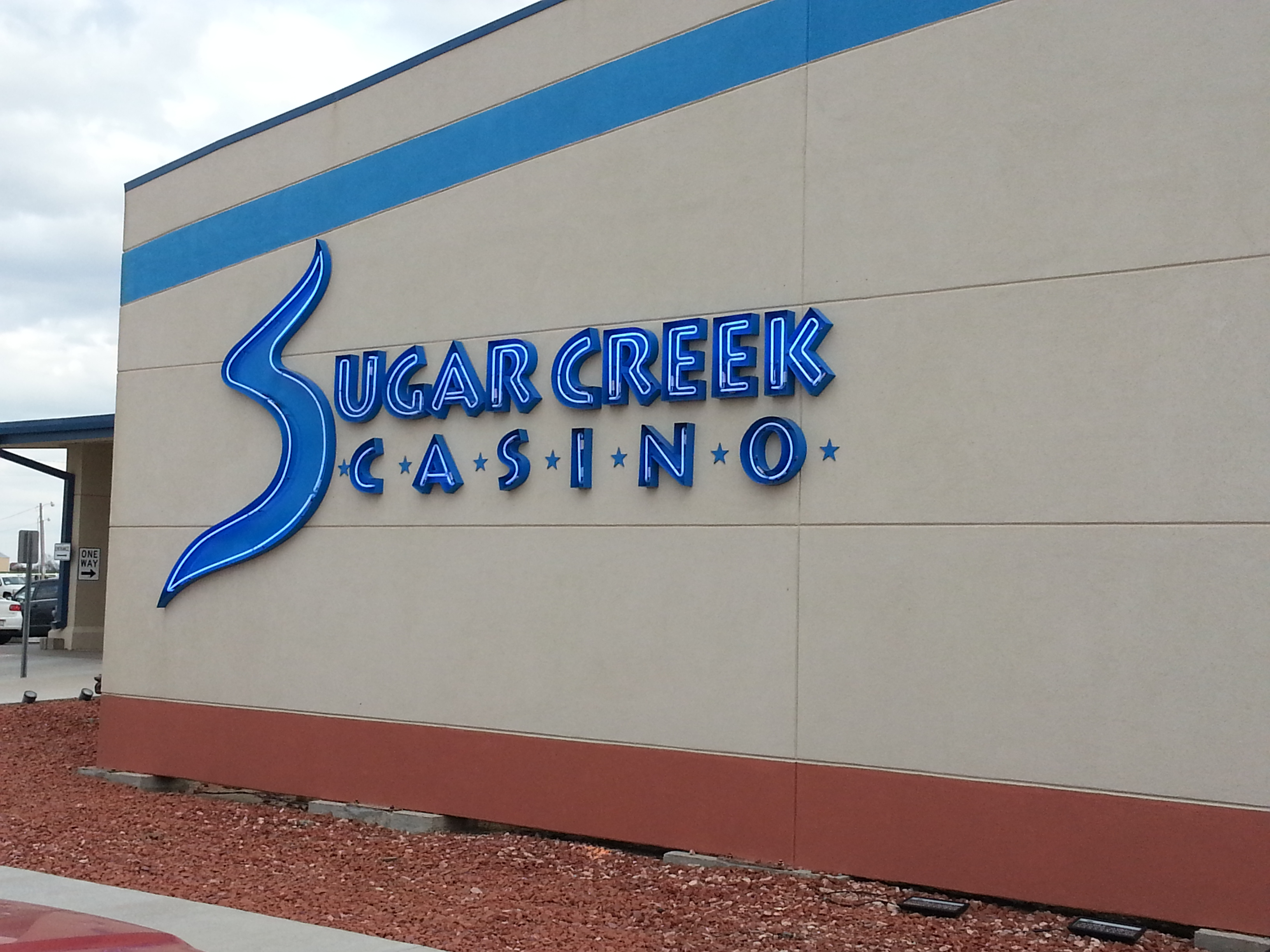 Sugarcreek casino discount bills gambling hall