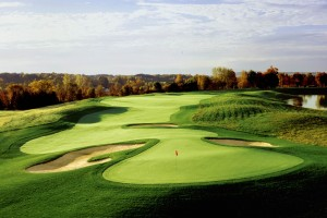 Turning Stone Casino Resort, golf green