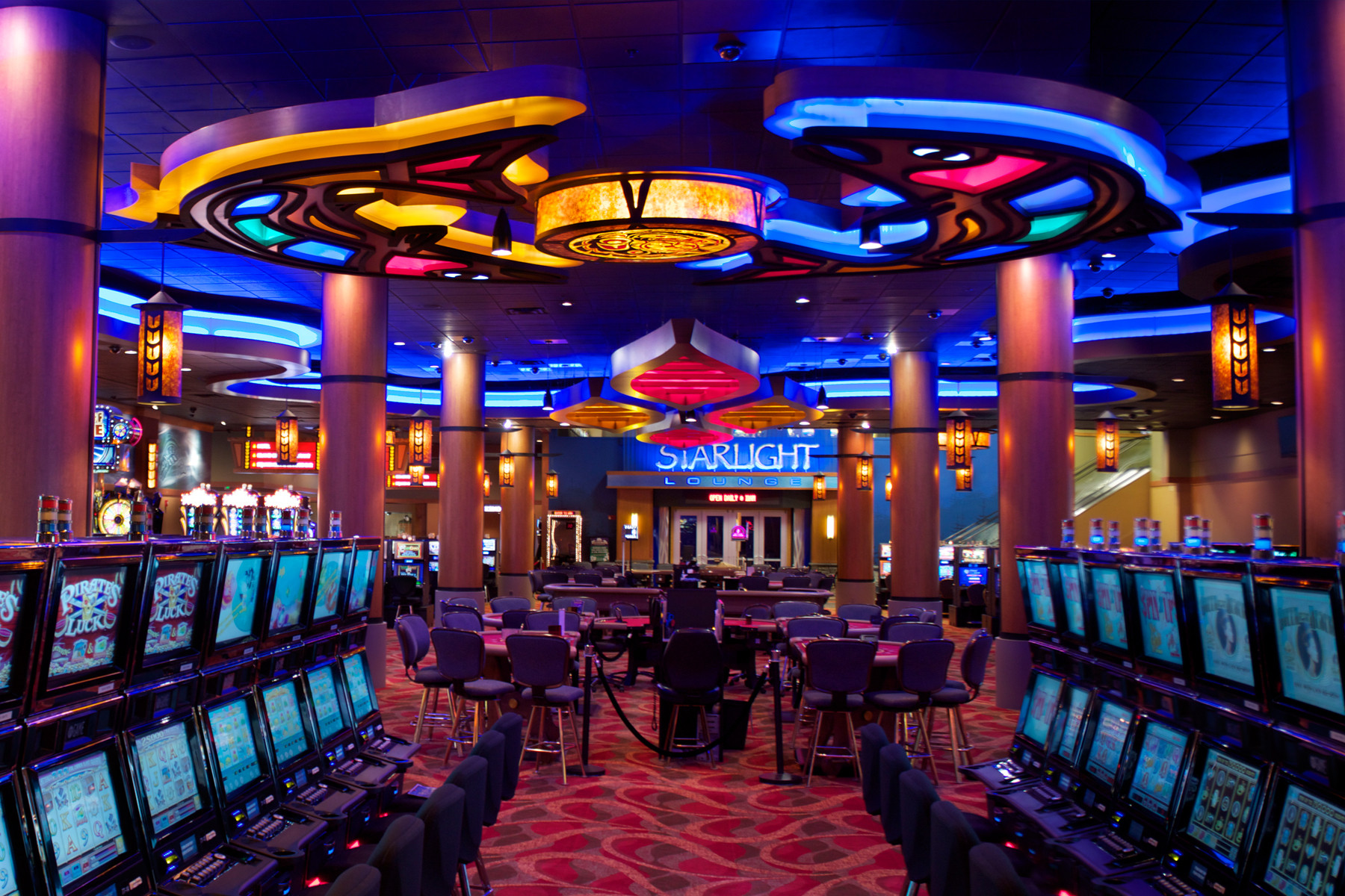 Little Creek Casino Resort Casino Air