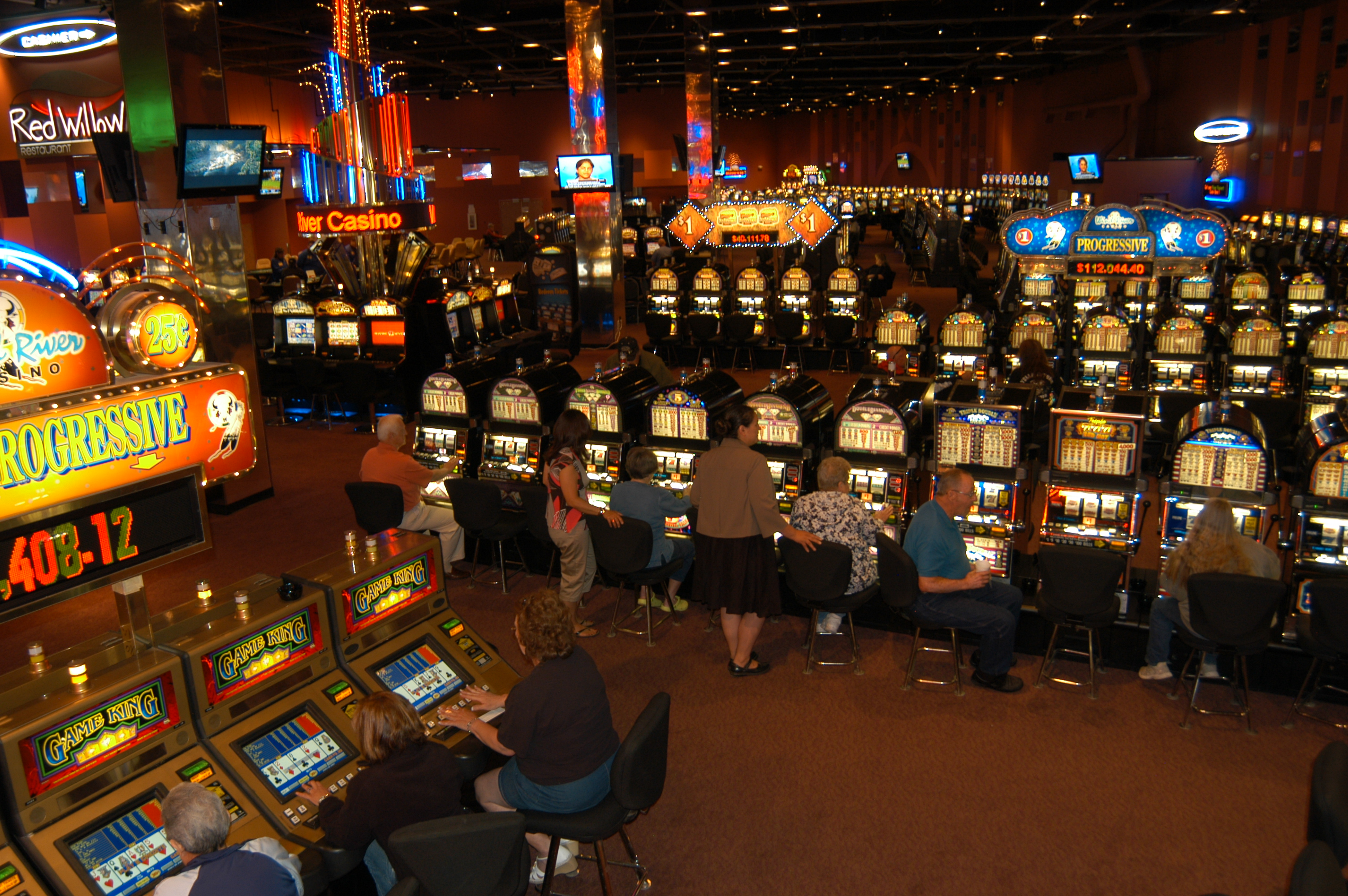 Wyoming Gambling Age