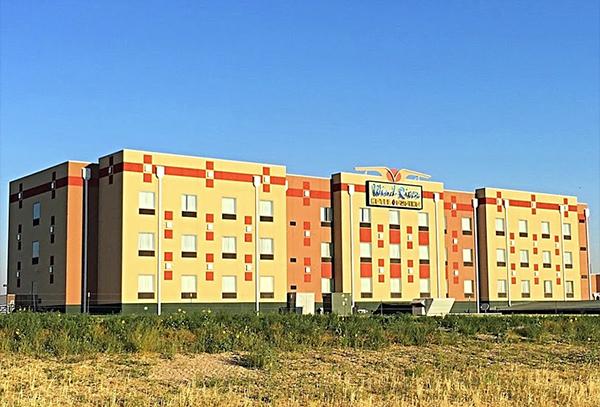 Wind River Casino Hotel