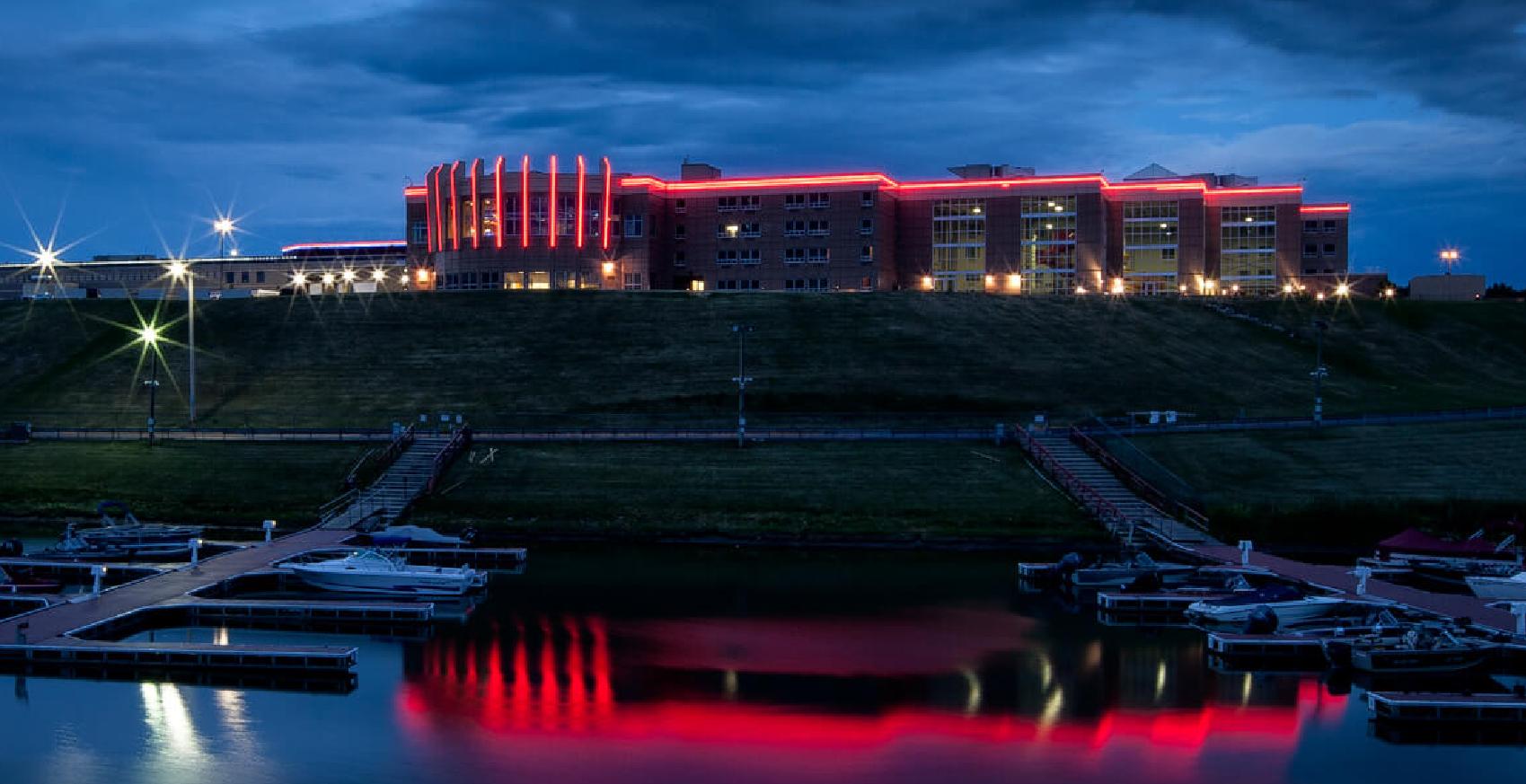 Spirit Lake Casino Resort Casino Air
