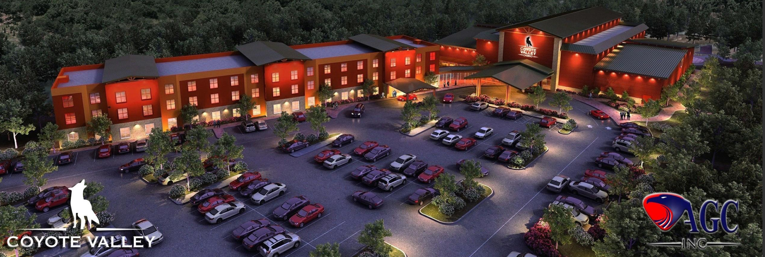 Coyote Valley Casino Hotel Specifies Casino Air Technology…