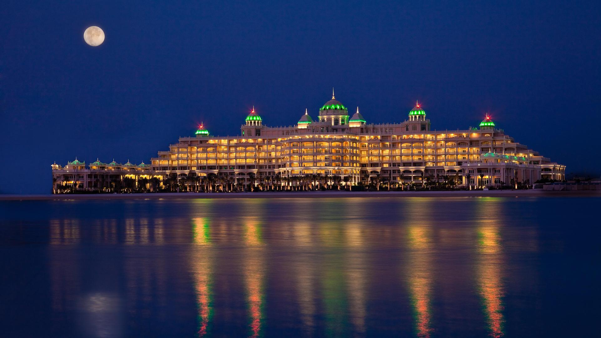 Kempinski Hotel & Spa / Palm Jumeirah, Dubai