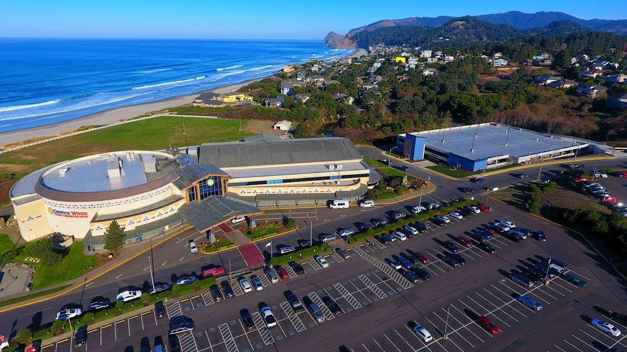 Chinook Winds Casino Resort Casino Air