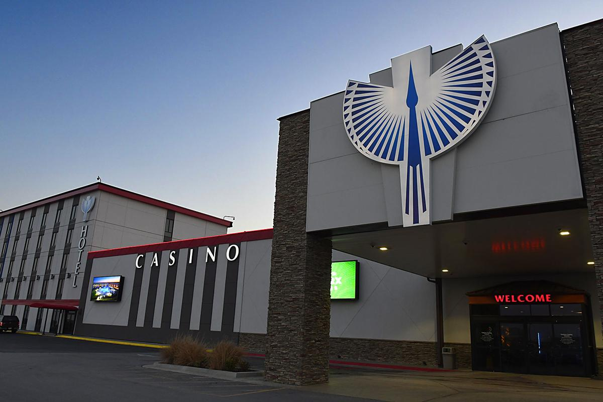 Tonkawa Hotel Casino